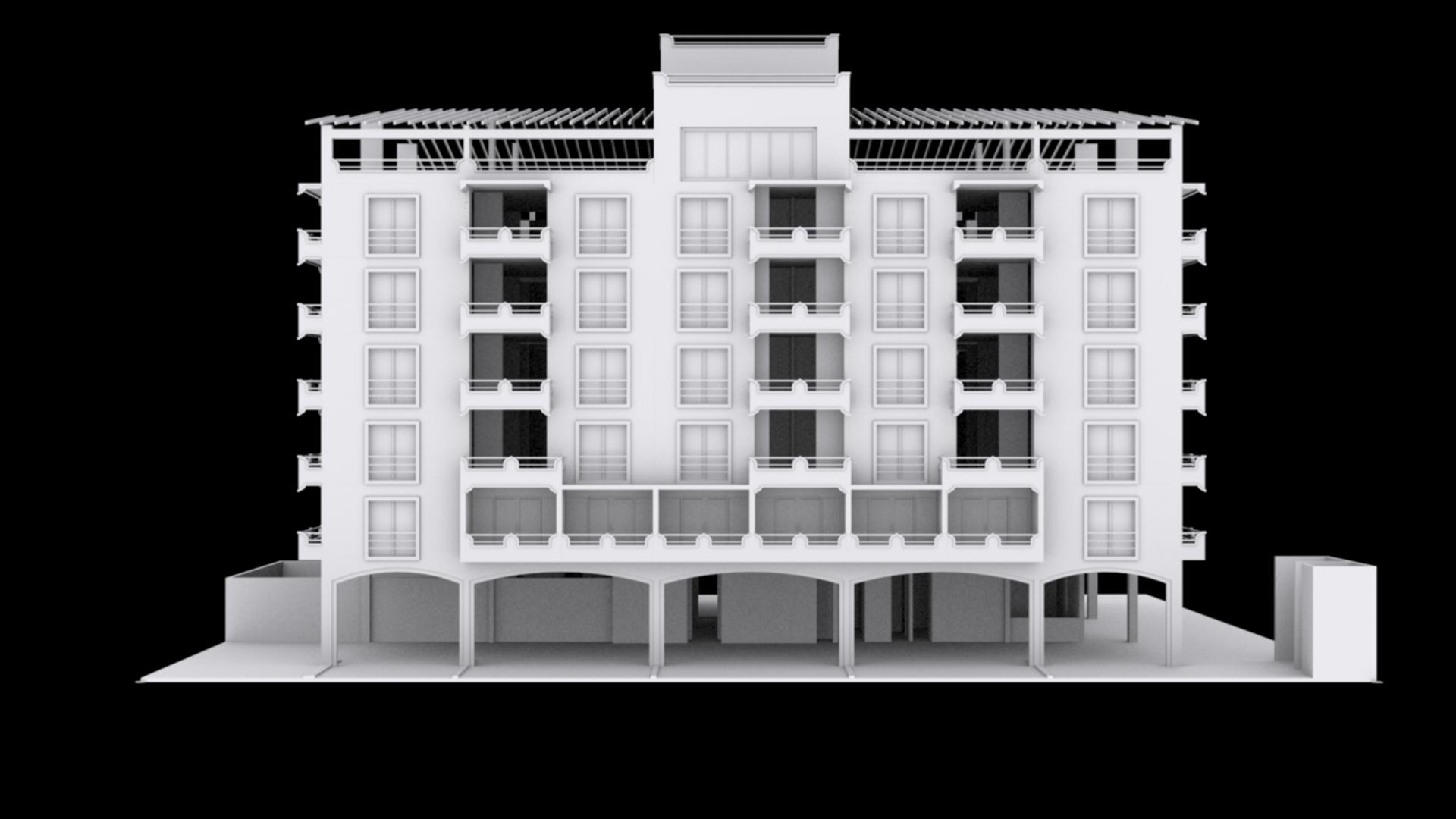 3d Architecture Blackburn Accrington Architectural