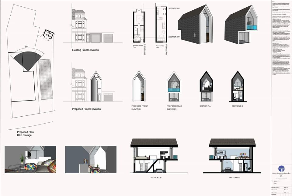Architectural Services Burnley Manchester Huddersfield